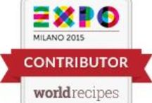 Dolcearcobaleno Expo food / Tutte le mie ricette su ExpoWorlrecipe2015