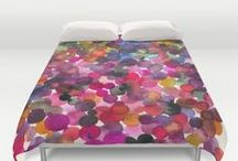 Duvet covers by Ninola