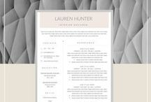 Resume Templates / Resume templates for Word