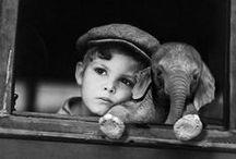 vintage kids / Fotografias de crianças de outras eras, crianças do final do século XIX até os anos 1980.  { Kids photographs from another era, from the end of 19th century up to the 80's.}