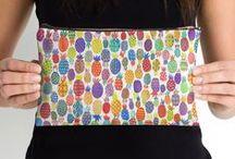 Studio pouches & Pencil cases by Ninola