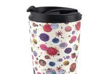 Travel Mugs by Ninola