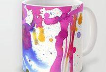 Mugs by Ninola