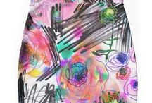 Pencil skirts by Ninola