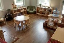 Montessori In The Home / Joyful Home and Classroom Design for Toddlers at Home