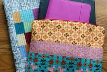 Tablet Cases / Sewing