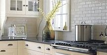 My Dream Kitchen / My dream kitchen - organizing tips, ideas, inspiration, and gorgeous dream spaces.