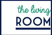The Living Room / Living room design and ideas.  Home decor, tips, tricks and inspiration for your living room.  / by It's a Fabulous Life