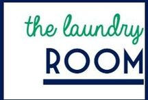 The Laundry Room / Laundry Room design and ideas. / by It's a Fabulous Life