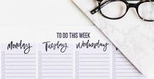 Printables & Inspirational Quotes / Free printables, inspiration, quotes and other pretty things!