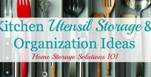 Get Organized / Get organized is full of tips, tricks, inspiration and ideas.