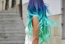 Cuts & Colors / Styles & colors for hair...most of which I'd like to try! :)