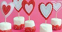 Valentine's Day / Valentine's Day ideas, tips, tricks, tutorials and inspiration.