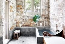 bathroom ideas... / by Kimberly Pennell