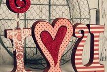 Valentine Craft Ideas / by Debra Martin