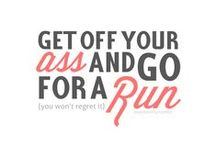 Running / by Jacky Hackett