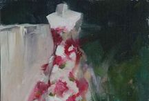 my paintings / paintings, sketches, ideas, art cards...email me if you'd like more info.