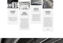 World On Line / #webs #UI #design #look&feel #interface #responsive #brands #layouts / by María José Castañer