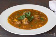 Soups & Stews / soups, chilis, stews, and stocks