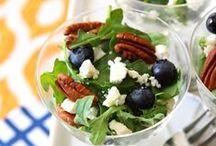 Salads / Green salads