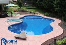 Backyard Paradise / Swimming pools & hot tubs