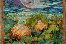 Art Quilts: Land, Sky, Sea Scapes / by Jackie Williams