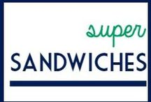 Super Sandwiches / Sandwich recipes and ideas / by It's a Fabulous Life