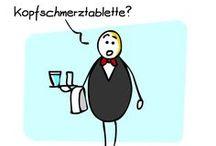 neue Berufe / Wortspiele Die deutsche Sprache unter die Lupe und auf die Schippe nehmen.