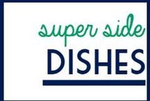 Super Side Dish Recipes / Amazing side dish recipes to complete your meals.   / by It's a Fabulous Life