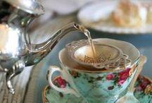 Tea time / by Leon Ramirez