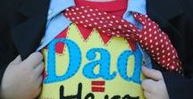 Father's Day / Father's Day ideas, DIY projects, crafts and gift ideas.