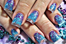Nails & Nail Polish / Ideas for future nail appointments / by Carolyn Drost