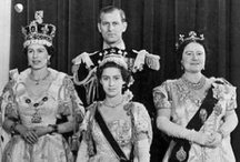British Royal Family / I have always had a a fasination for the Royals.  Here are some great photos of the British Royals, in particular Queen Elizabeth II, and her family.  Also included are photos of members of her family who are no longer living, but are alive in our memories. / by Carolyn Drost