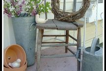 Vintage Decor / by Dolly