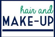 Hair and Make-Up / Tons of hair and make-up ideas and tutorials.  / by It's a Fabulous Life