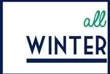 All Winter / Winter ideas, activities, and inspiration.   / by It's a Fabulous Life
