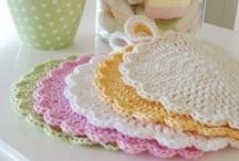 Crochet: Coasters, Doilies and Potholders etc.