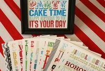 Birthday Ideas / by Diana Larsen