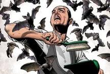 geek  folder / THE AVENGERS : AFTER -BEFORE / by Reynol Guerra