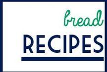 Bread Recipes / Bread recipes: Quick breads, easy bread recipes, roll recipes, tortilla recipes / by It's a Fabulous Life