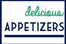 Delicious Appetizers / Appetizer Recipes / by It's a Fabulous Life