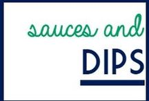 Sauce and Dip Recipes / Sauces and dips for your next get together, party or meal.  Lots of recipes!  / by It's a Fabulous Life