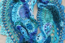 Knit & crochet / on my 'to do' list / by Heth Chandler