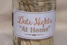 Dates / by Diana Larsen