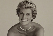Princess Diana: July 1, 1961 - August 31, 1997 / I remember back in 1981 the day that Lady Diana Spencer married Prince Charles, becoming the Princess of Wales.  I watched their wedding on tv.  I was 4 years old at the time.  I always had a fascination with Diana.  She had a wonderful spirit & compassion for others.  The Royal Family changed forever when Diana, Princess of Wales died suddenly on 08/31/1997.   / by Carolyn Drost