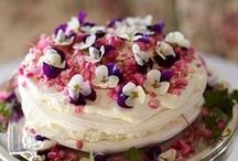 Cake / by Diana Larsen