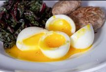 Breakfast and Brunch / everyday breakfasts and weekend brunches with guests