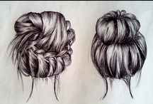 things i'll never do with my hair but want to