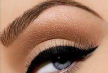 Makeup and nails...