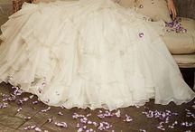 Mariage : Robe de la mariée
